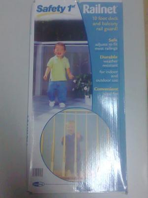 Malla De Seguridad Para Bebes