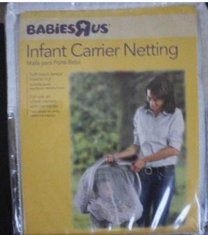 Malla Para La Proteccion De Los Mosquitos Babies Rus...