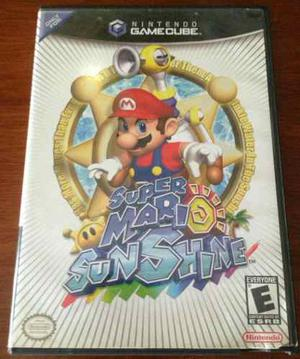 Mario Sunshine Gamecube