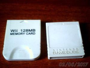 Memori Card De Wii Y Gamecube De Regalo