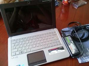 Mini Laptop Sony Vaio Serie W