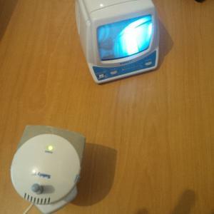 Monitor De Seguridad Para Bebe Safety1st Infrarojo Con Audio
