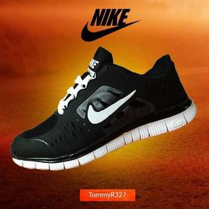 Nike Free Run 5.0 Negro