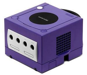 Nintendo Game Cube (solo Consola) Chipeada Vendo O Cambio