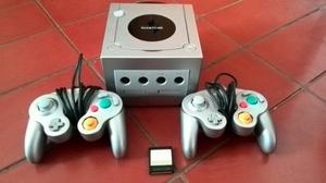 Nintendo Gamecube Chipeado, +2 Controles +20 Juegos +memory