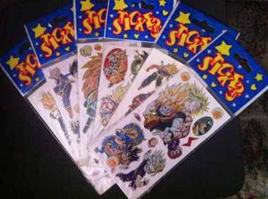 Paquetes De Stickers De Dragon Ball