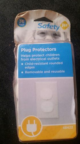 Protector De Toma Corriente De Plástico Para Bebé 36