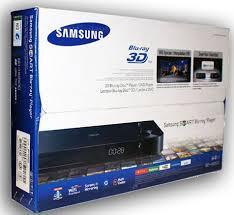 Samsung Bluray 3D SMART TV WIFI NUEVO