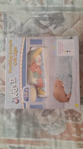 Se Vende Lampara De Cuna Para Bebes... Remate