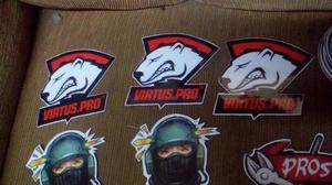 Stickers Autoadhesivas De Counter Strike Go