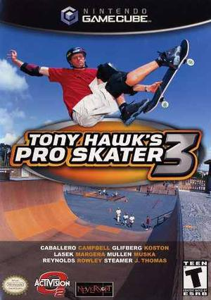 Tony Hawk's Pro Skater 3 Nintendo Gamecube