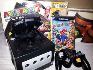 Vendo Game Cube, Con Accesorios, Casi Nuevo.