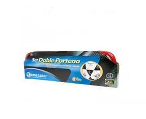 Balon Tamanaco Futbolito Nº 3+doble Mini Portería Dk