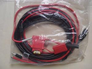 Cable De Alimentacion Para Radios Base/movil Motorola