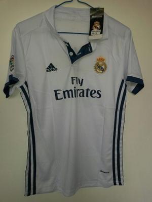 Camisas Del Real Madrid  Para Caballeros Y Niños