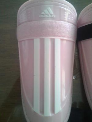 Canilleras Tobilleras Adidas Originales Talla L Protectores