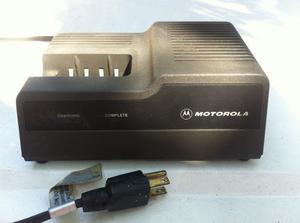 Cargador Para Radio Portatil Motorola Mtx