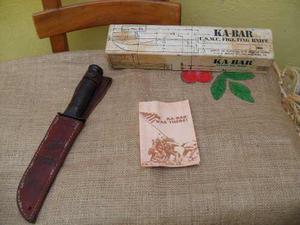 Cuchillo Militar O Para Cacería Marca Ka-bar