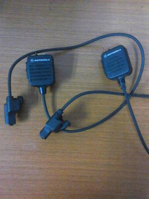 Manos Libres Radio Motorola
