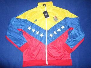 Oferta Chaqueta Nike De Venezuela Tricolor Niño Adulto