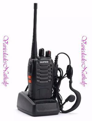 Radio Portatil Baofeng 888s Uhf  Mhz Y Repuestos