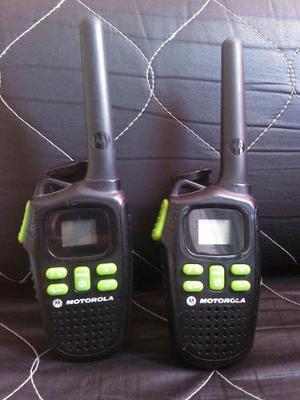 Radios Motorola Md200tpr Alcance Hasta 32km
