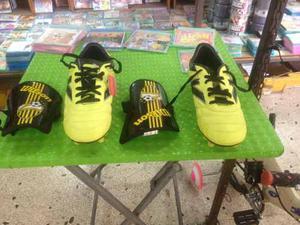 Tacos Para Futbol Kelme