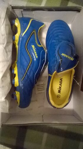 Zapatos De Fútbol De Campo Marca Mikasa En Talla 38