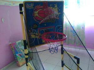 Cancha Armable De Basketball Prince Tiene Caja