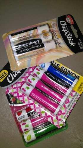 Chapstick Lip Balm Originales Sabores Surtidos