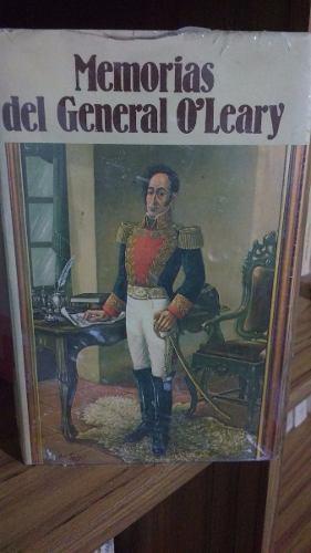 Coleccion Completa De Las Memorias Del General O¨leary.