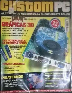 Custom Pc La Revista De Modding Numero 03