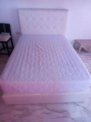 Hermosas camas matrimoniales con colchon