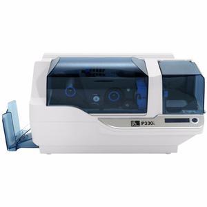 Impresora De Carnets Tarjetas Zebra P330i Garantia 12 Meses