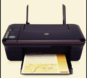 Impresora Multifuncional Hp Deskjet  Usada Como Nueva