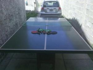 Mesa De Ping Pong Usada En Excelente Estado