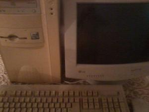 Pentium L L 400 Mhz, 512 Memoria Ram.