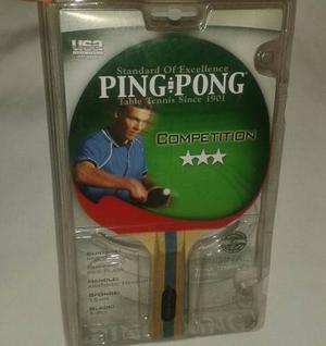Raqueta De Pin Pong Tennis Since