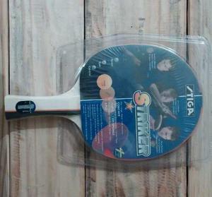 Raqueta Stiga Striker Tenis De Mesa Ping Pong 1 Estrella