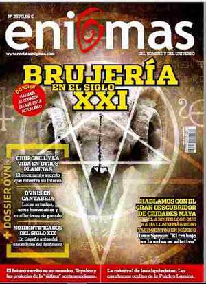 Revista Digital - Enigmas - Brujería En El Siglo X X I