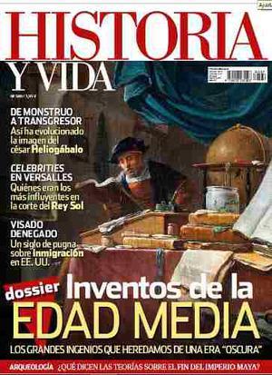 Revista Digital - Historia Y Vida - Inventos En Edad Media