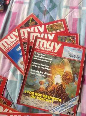Revistas Muy Interesante Lote De 67 #