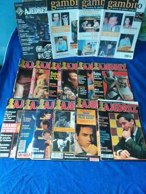 Revistas Usadas De Ajedrez