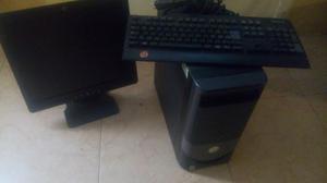 Vendo O Cambio Pentium 4, 1 Gb Ram Sola O Con Monitor 17
