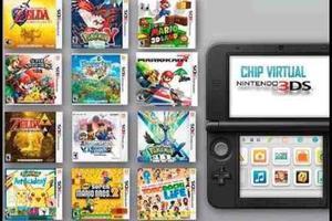 Chip Virtual De Nintendo 3ds