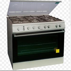 Cocina de lujo 5 hornillas daewoo posot class for Cocinas a gas nuevas