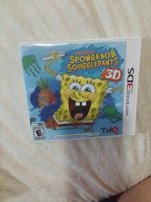 Juego De Nintendo Ds 3d Nuevo