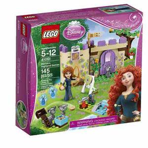Lego Disney Princess  Los Juegos De Mérida En El