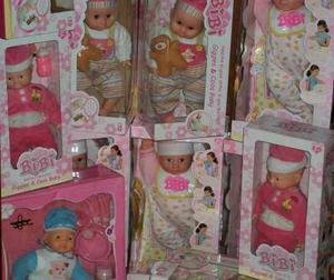 Muñecas Bebe Remate Lote Completo