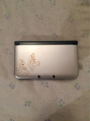Nintendo 3ds Xl Edición Especial Mario Y Luigi!
